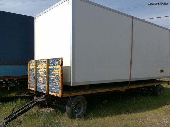 Φορτηγό Έως 7.5τ ψυγείο '11 ΘΑΛΑΜΟΣ ZONTA COLDLINE