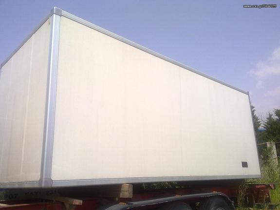 Φορτηγό άνω των 7.5τ ψυγείο '11 ΘΑΛΑΜΟΣ ZONTA COLDLINE
