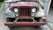 Jeep Willys '51 M38 A1-thumb-0