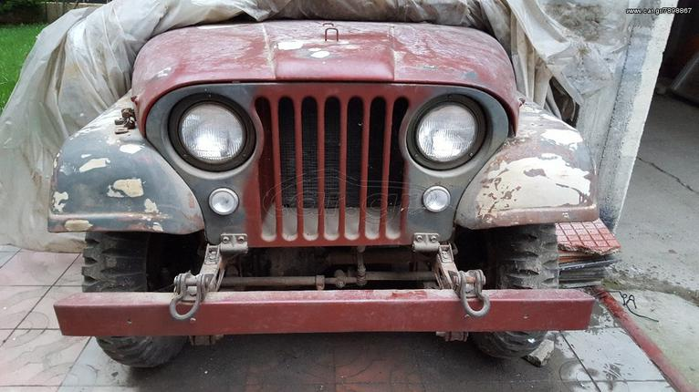 Jeep Willys 1951 M38 A1