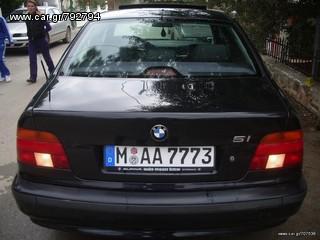 ΦΑΝΑΡΙΑ ΠΙΣΩ  BMW Ε39