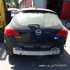 Πωλούνται Ανταλλακτικά Από Opel Astra J 2010' 1398cc