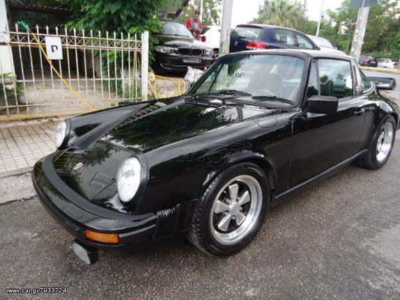 Porsche 911 '81 TARGA-911SC-AIRCONTITION