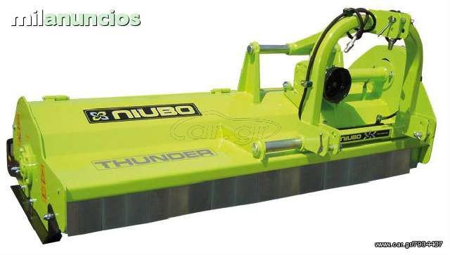 Γεωργικό καταστροφέας-σπαστήρας '19 NIUBO THUNDER TTN 180 CM