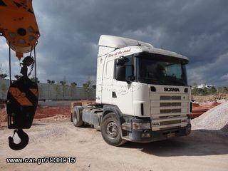 Scania '99 144L- 460 HP