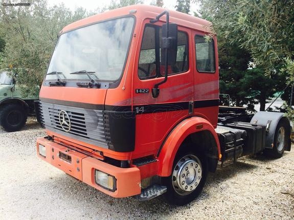 Mercedes-Benz '94 αγοραζω φορτηγα παλια μηχ/τα