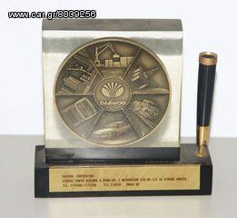 Διακοσμητικό γραφείου Daewoo με θήκη για στυλό