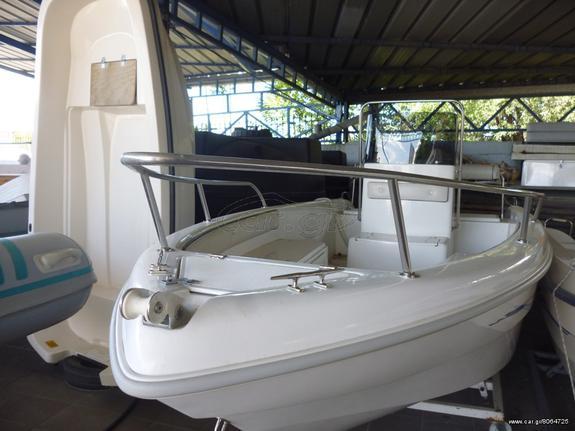 Σκάφος ανοιχτό - open '20