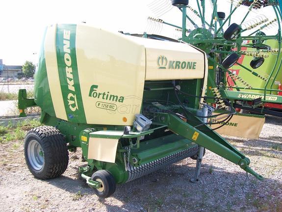 Krone '21 FORTIMA F 1250 MC