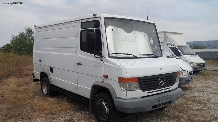 Mercedes-Benz '00 VARIO 612D
