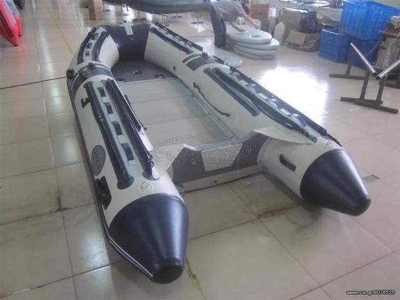 Σκάφος φουσκωτά '18 Escape Commando 330cm