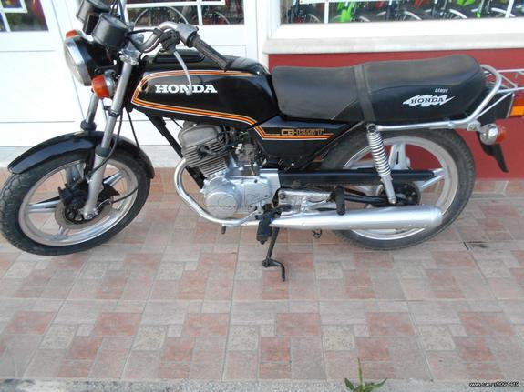 Honda '79 CB 125- T