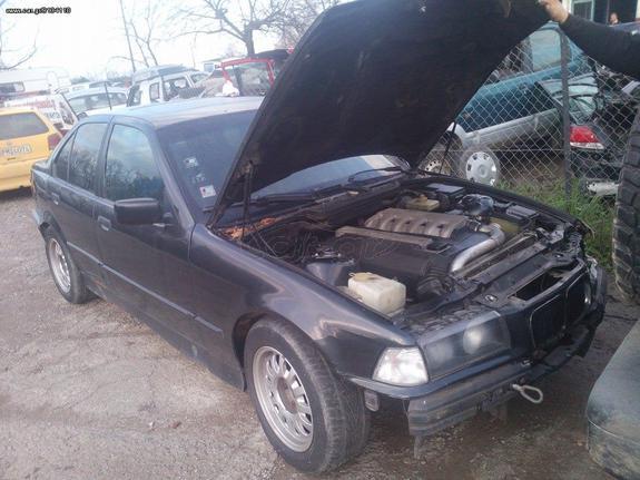 ΑΝΤΑΛΛΑΚΤΙΚΑ ΑΠΟ BMW E36