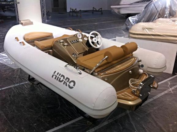 Σκάφος φουσκωτά '18 Luxury Tender Hidro Custom