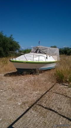 Σκάφος καμπινάτα '85