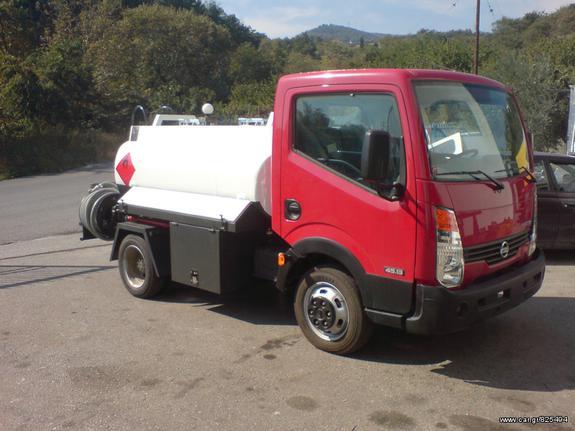 Φορτηγό έως 7.5τ βυτίο '16  Βυτίο αλουμίνιου 2440 λίτρων