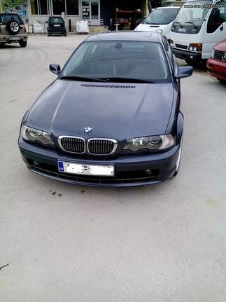 Bmw 330 '02 CI COUPE E46 M-PACK