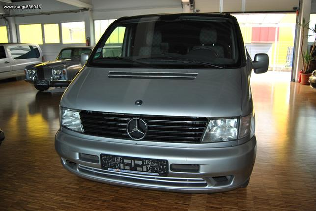 Mercedes-Benz Vito '03 CDI DIESEL AYTOMATO ΝΕΚΡΟΦΟΡΑ