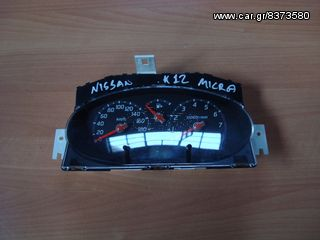 ΚΟΝΤΕΡ NISSAN MICRA K12 2003-2010