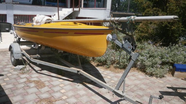 Σκάφος ιστιοφόρα '00