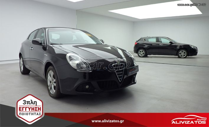 Alfa Romeo Giulietta '12 1.6JTDM-2 DISTINCTIVE NAVI EU5