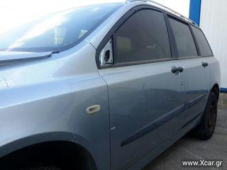 Ολόκληρο Αυτοκίνητο FIAT STILO S/Wagon / 5dr  ( Multi Wagon ) 2001 - 2006 ( 192 ) 1.4 16V  ( 843 A1.000  ) (95 hp ) Βενζίνη #XC10568
