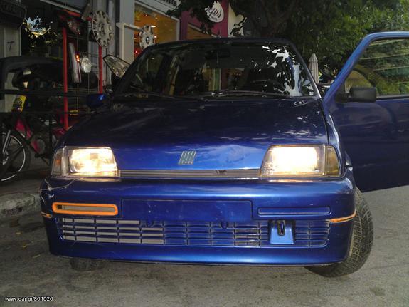 Fiat Cinquecento '97 SPORTING 1100