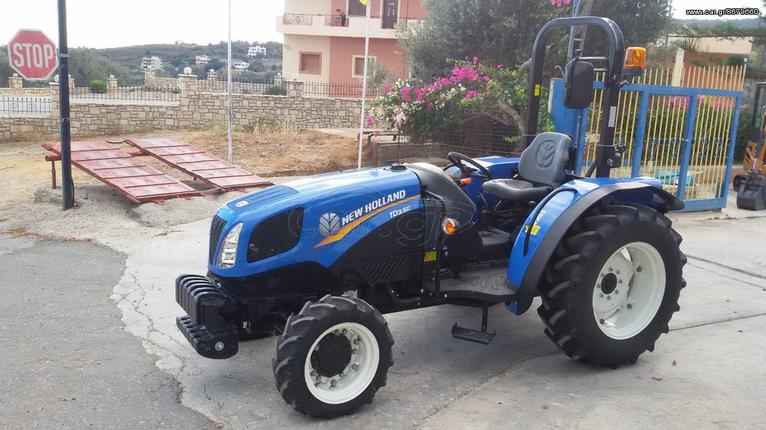 New Holland '18 TD3.50 4WD