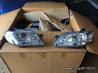 Φανάρια εμπρός Mazda 323 2002 μοντέλο