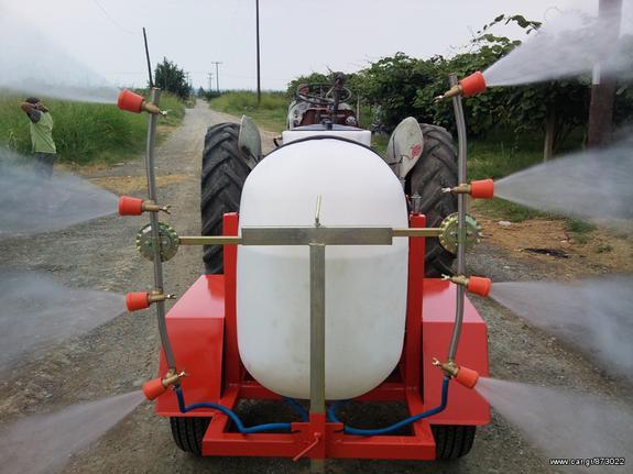 Γεωργικό ραντιστικά - ψεκαστικά '19 G 500