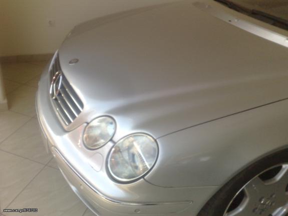 Mercedes-Benz CL 600 2003 ευκαιρια