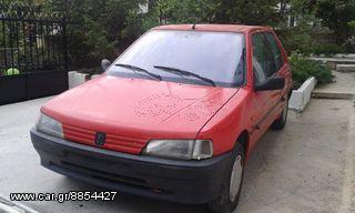 ΑΝΤΑΛΛΑΚΤΙΚΑ PEUGEOT 106   '91-'95