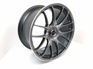 RAYS VOLK G27 5x114.3, 20x10 / 20x11 Dark Silver(PD) για Nissan GT-R