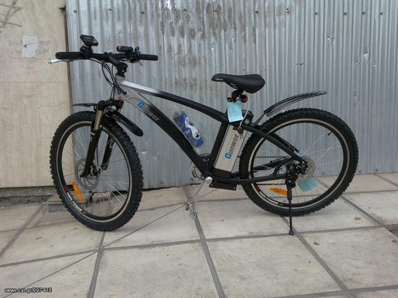 Ποδήλατο mountain '10 E-BIKE MOUNTAIN 26