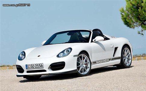 Porsche Boxster '02