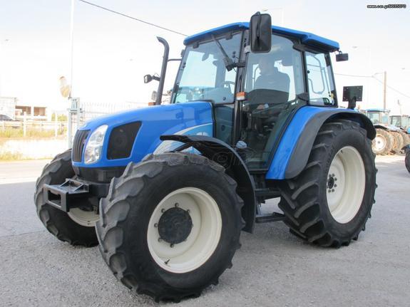 New Holland '05 TL 90A