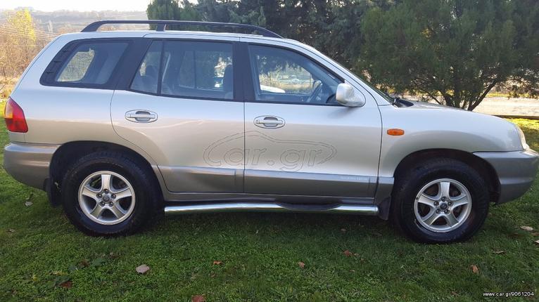 Hyundai Santa Fe '06 2.4 GL