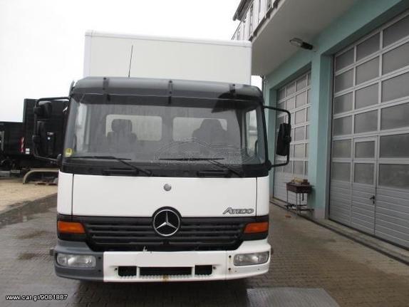 Mercedes-Benz '02 815 ATEGO