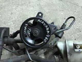 ΑΝΤΛΙΑ ΥΔΡΑΥΛΙΚΟΥ ΤΙΜΟΝΙΟΥ/δοχειο υδραυλικου τιμονιου NISSAN NAVARA D40 2006-2012
