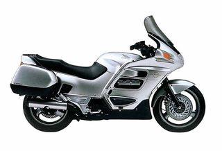 HONDA ST 1100 PANEUROPEAN '91-'02 ΠΙΑΤΟ ΒΑΛΙΤΣΑΣ + ΒΑΣΗ ΠΙΑΤΟΥ GIVI