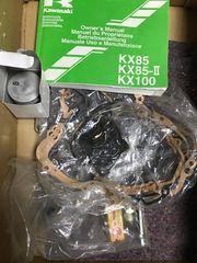 KAWASAKI KX 85 2002 KIT ΦΛΑΝΤΖΕΣ