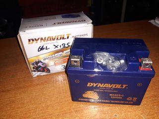 dynavolt μπαταρια gel YTZ5S ενισχυμενη με 6 μηνες εγγυηση