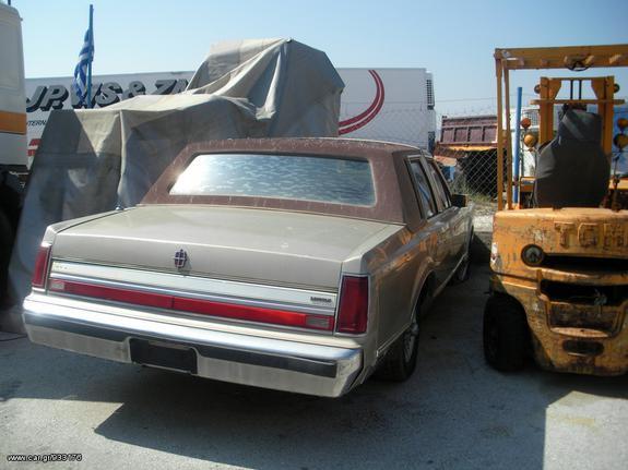 Lincoln Continental '85