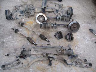 CITROEN C1 - PEUGEOT 107 - AYGO, τροπετο μπροστα, airbag , κινητηρας, σασμαν, αυτοματο, πορτες, ζαντες,