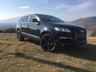 Audi Q7 '07  Προσφορά LEDER 7 ΘΕΣΙΟ DIESEL