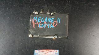 ABS ΜΟΝΑΔΑ  BOSCH  RENAULT  MEGANE II (2002-2009) - SCENIC II (2003-2009) ΚΩΔ. 8200 527 390 , 0 265 231 734 , 0 265 800 519 , 84 BO 2 AA Y