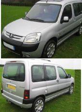 Peugeot - PARTNER 08-
