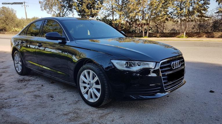 Audi A6 '12 TFSI