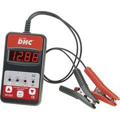 Ψηφιακός αναλυτής συσσωρευτών Battery tester DHC BT222 (μετρητής μπαταρίας 12V)