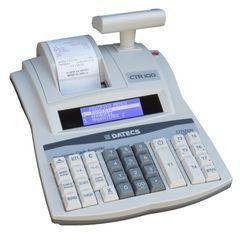 Datecs CTR-100 Ταμειακή Μηχανή Καινούρια!